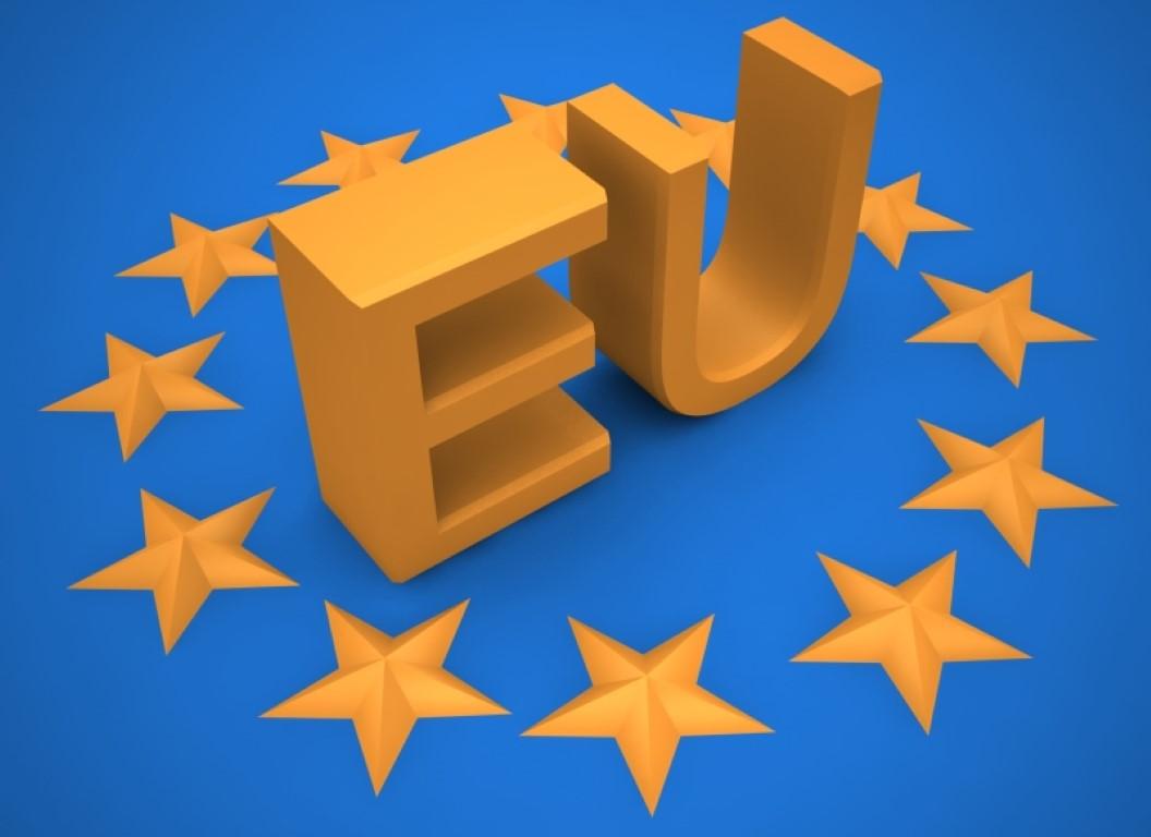 UE unia europejska grafika